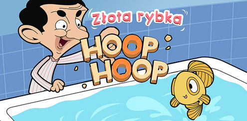 Jaś Fasola - Złota rybka HOOP HOOP
