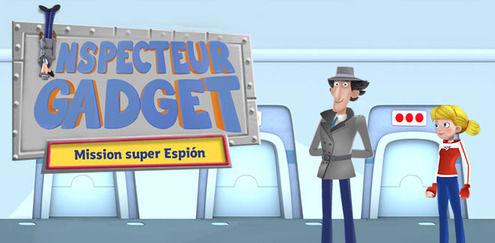 Inspecteur Gadget - Mission super espion