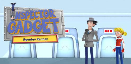 Inspector Gadget - Agenten-Rennen