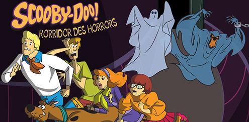 Scooby-Doo - Korridor des Horrors