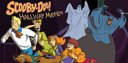 Scooby-Doo - Hallway Mayhem