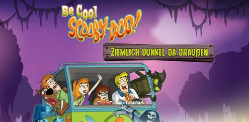 Bleib cool, Scooby-Doo - Ziemlich dunkel da draußen