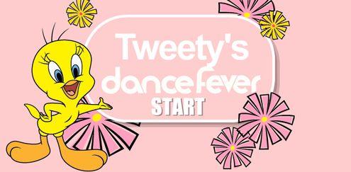 Looney Tunes - Tweety's Dance Fever