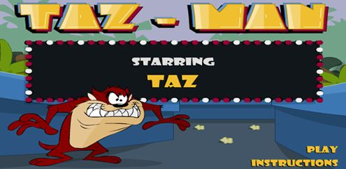 Looney Tunes - Taz-Man