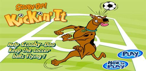 Sparka! | Scooby Doo spel