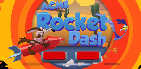 Looney Tunes - Acme Rocket Dash