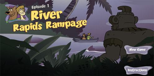 På eventyr i junglen | Scooby Doo spi