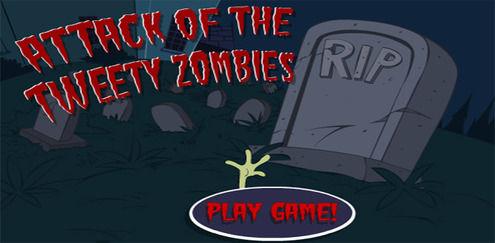 Angrib Pip-zombier | Looney Tunes spil | Boomerang