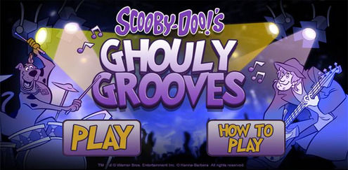 Scooby Doo - Ghouly Grooves
