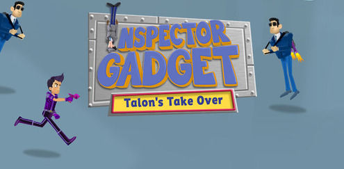 Inspector Gadget - Talon's Take Over