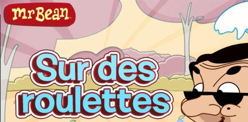 Mr Bean - Sur des roulettes