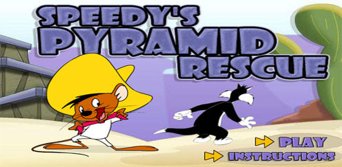 Looney Tunes- Speedy's Pyramid Rescue