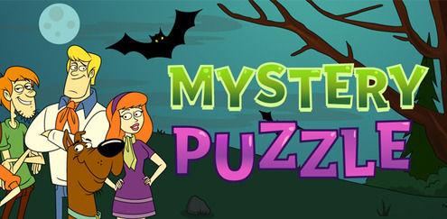 Mystisk puslespil | Be Cool Scooby-Doo! spil | Boomerang