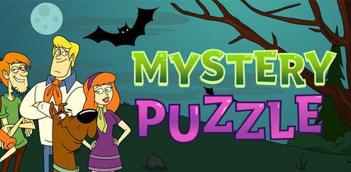 Mystisk Pussel | Va' Cool Scooby-Doo spel | Boomerang