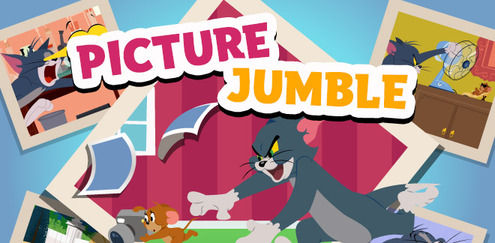 Tom and Jerry - Picture Jumble