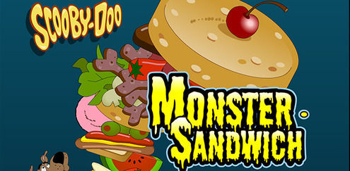 Scooby-Doo - Monster-Sandwich