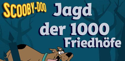 Scooby-Doo - Jagd der 1000 Friedhöfe