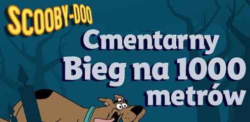 Scooby-Doo - Cmentarny bieg na 1000 metrów