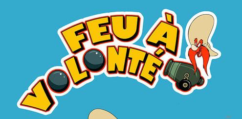 Looney Tunes - Feu à volonté