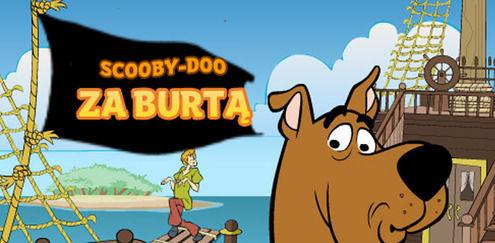Scooby-Doo - Za burtą
