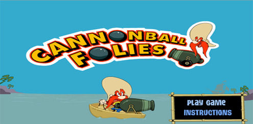 Looney Tunes - Cannonball Follies