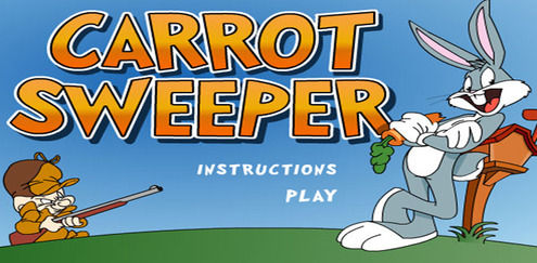 Looney Tunes - Carrot Sweeper