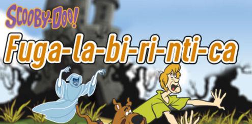 Scooby-Doo - Fuga-la-bi-ri-nti-ca