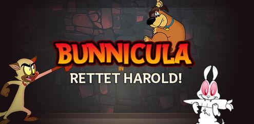 Bunnicula in Rettet Harold!
