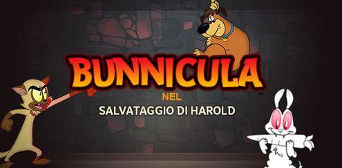 Bunnicula - Bunnicula nel salvataggio di Harold