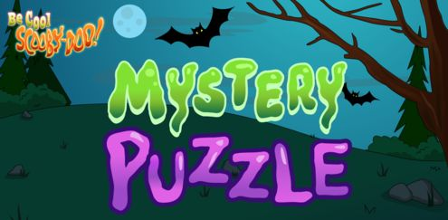 Be Cool, Scooby Doo! - Mystery Puzzle