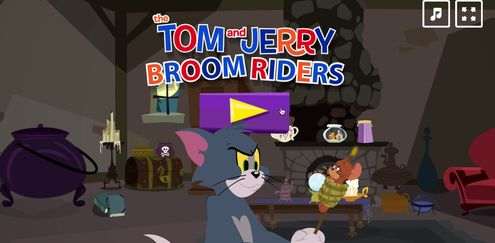 Tom and Jerry | Games, Videos and Downloads | Boomerang