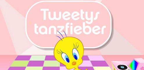 Looney Tunes - Tweetys Tanzfieber