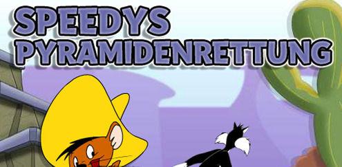 Looney Tunes - Speedys Pyramidenrettung