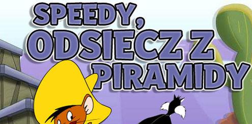 Zwariowane Melodie - Speedy, odsiecz z piramidy