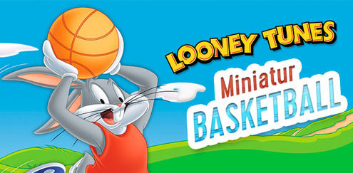 Looney Tunes - Miniatur-Basketball