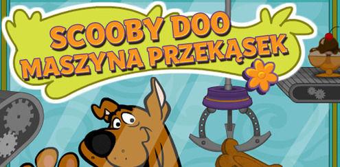 Scooby-Doo - Maszyna przekąsek
