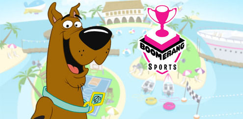 Tom e Jerry - Boomerang Sports