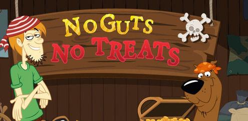 Ingen godbit till fegisar | Va' Cool Scooby-Doo spel | Boomerang