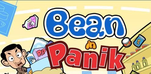 Mr Bean - Bean in Panik