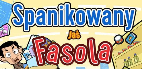 Jaś Fasola - Spanikowany Jaś Fasola