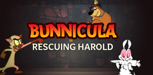 Bunnicula räddar Harold | Kanicula Spel | Boomerang