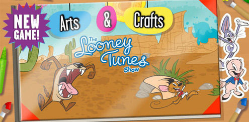 Looney Tunes - Arts and Crafts: Looney Tunes