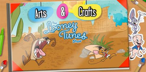 unst og håndværk: Looney Tunes | Looney Tunes spil | Boomerang