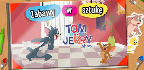 Tom i Jerry - Zabawy w sztukę: Tom i Jerry