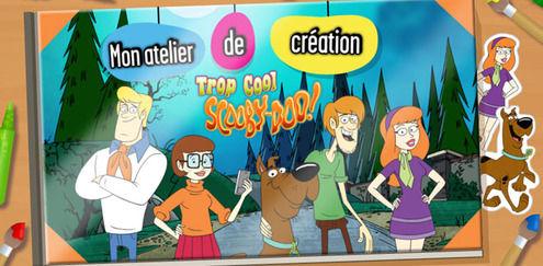 Trop Cool Scooby Doo - Mon atelier de création: Trop Cool Scooby-Doo!