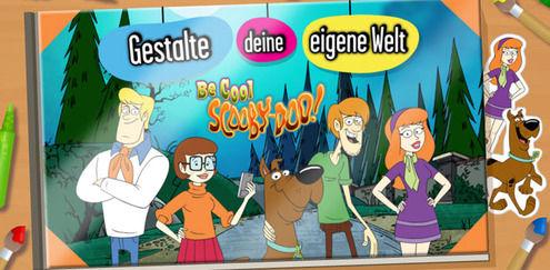 Bleib cool, Scooby-Doo - Gestalte deine eigene Welt: Bleib cool, Scooby-Doo!