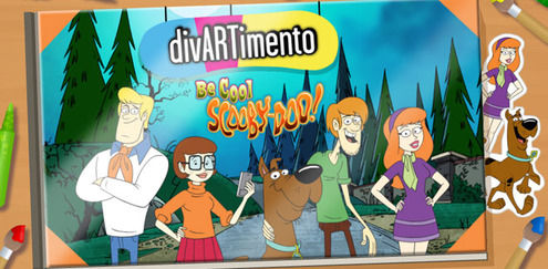 Be Cool Scooby-Doo - divARTimento: Be Cool Scooby-Doo