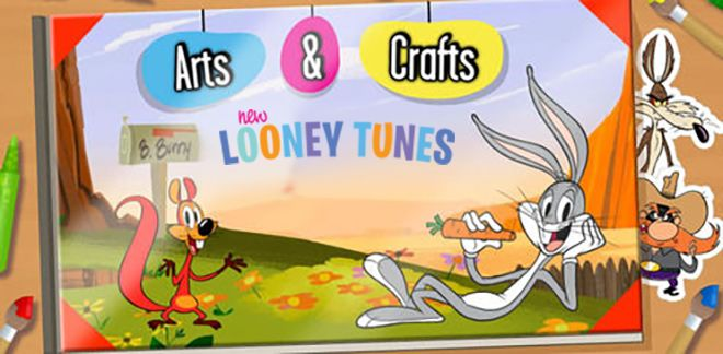 Wabbit - Arts and Crafts: Wabbit