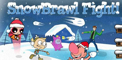 Chowder - Snowbrawl Fight