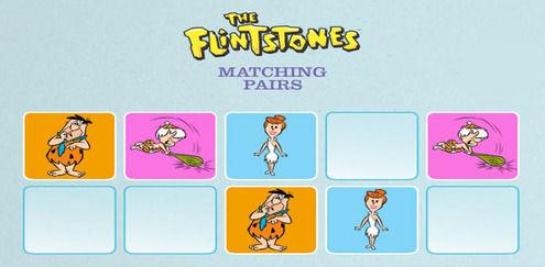 The Flintstones - Flintstones Matching Pairs